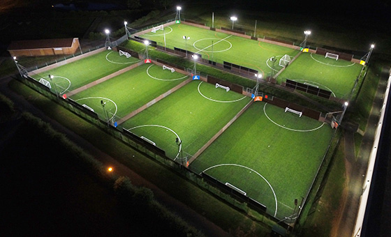 Astro Kings 5-a-side Football Centre Nottingham