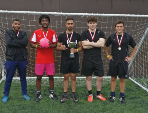 Samba Cup 5-a-side Results