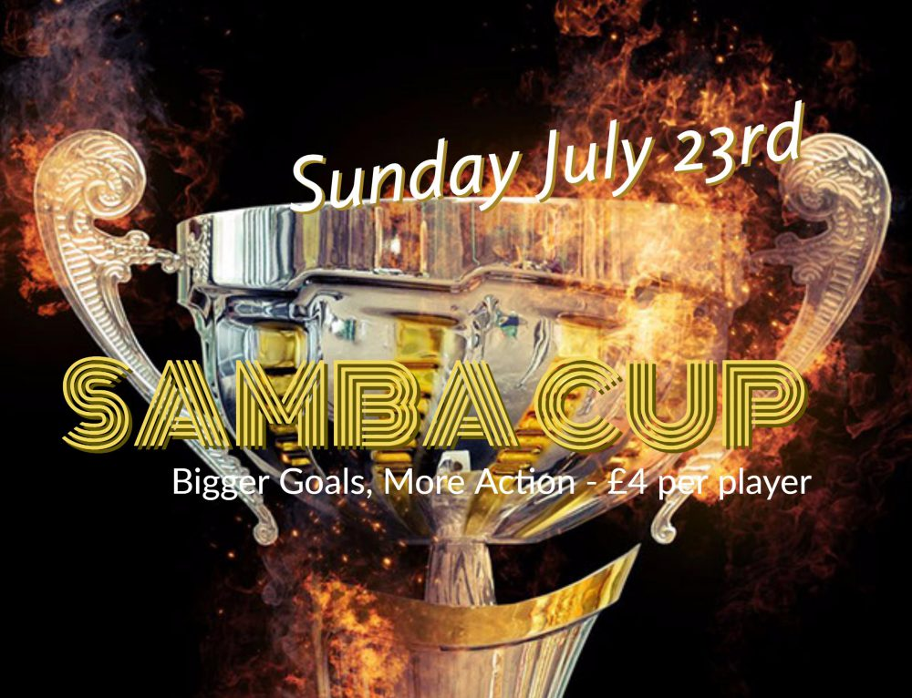 Samba Cup 5-a-side Football Competition