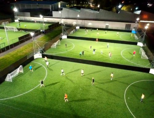 Play 5-a-side football for £20 this November