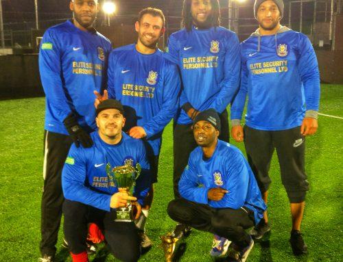 Winter 2017 5-a-side League Review