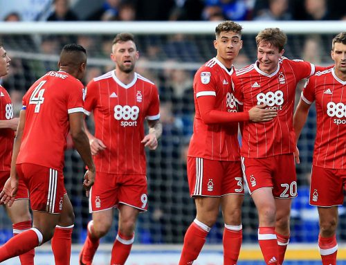 IF FOREST BEAT DERBY, YOU PLAY FOR £1