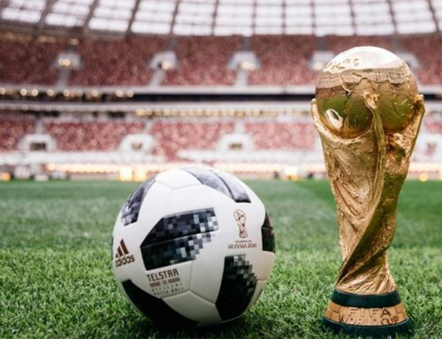 Adidas Official World Cup Football for all New Bookings!