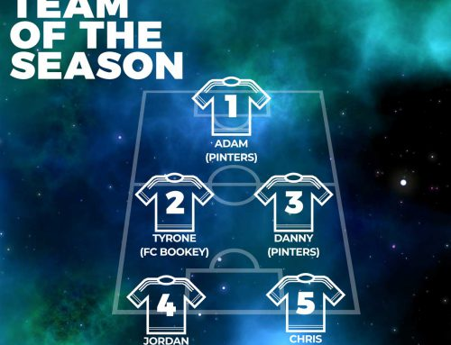 Autumn 2019 – Teams of the Season